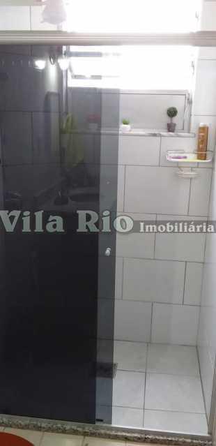 BANHEIRO1 - Apartamento 2 quartos à venda Vaz Lobo, Rio de Janeiro - R$ 255.000 - VAP20702 - 16