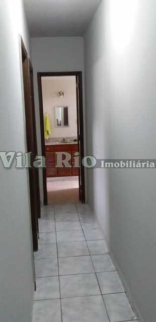 CIRCULAÇÃO - Apartamento 2 quartos à venda Vaz Lobo, Rio de Janeiro - R$ 255.000 - VAP20702 - 8