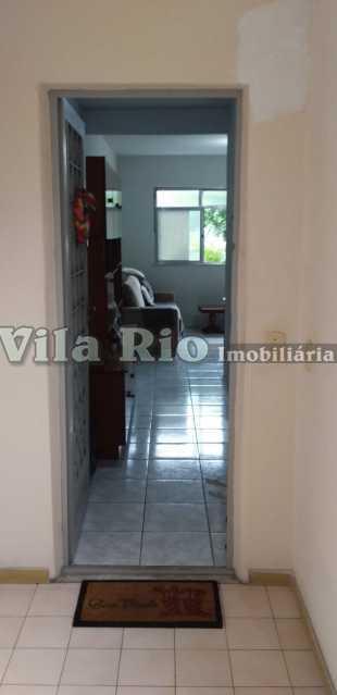 ENTRADA - Apartamento 2 quartos à venda Vaz Lobo, Rio de Janeiro - R$ 255.000 - VAP20702 - 17