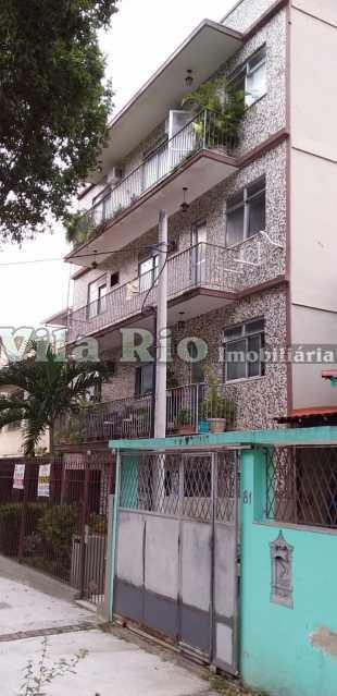 FACHADA - Apartamento 2 quartos à venda Vaz Lobo, Rio de Janeiro - R$ 255.000 - VAP20702 - 1