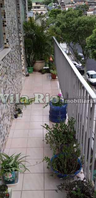 VARANDA - Apartamento 2 quartos à venda Vaz Lobo, Rio de Janeiro - R$ 255.000 - VAP20702 - 3