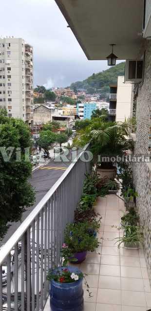 VARANDA1 - Apartamento 2 quartos à venda Vaz Lobo, Rio de Janeiro - R$ 255.000 - VAP20702 - 4