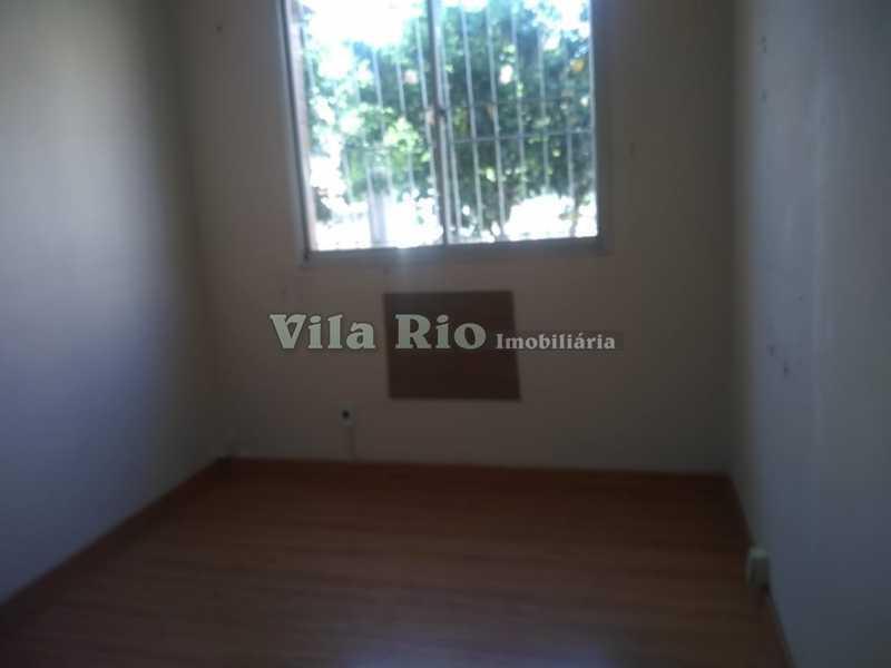 QUARTO 1. - Apartamento 2 quartos à venda Rocha Miranda, Rio de Janeiro - R$ 185.000 - VAP20704 - 7