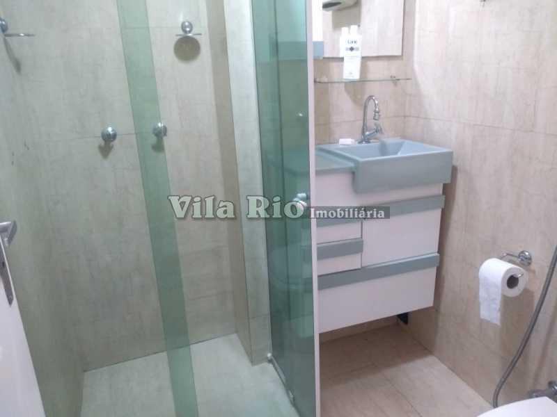 BANHEIRO 1. - Apartamento 2 quartos à venda Rocha Miranda, Rio de Janeiro - R$ 185.000 - VAP20704 - 10