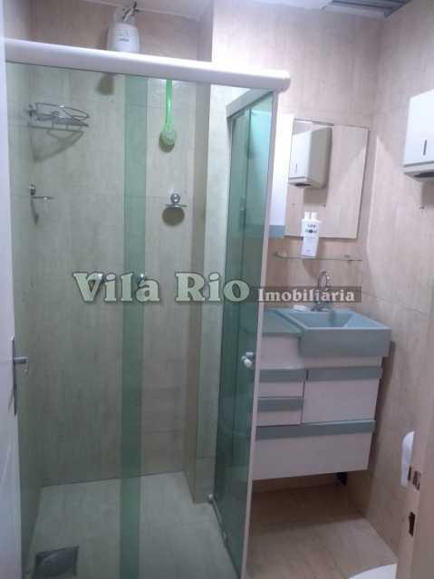 BANHEIRO 2. - Apartamento 2 quartos à venda Rocha Miranda, Rio de Janeiro - R$ 185.000 - VAP20704 - 11