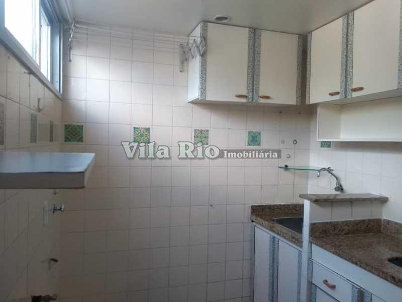 COZINHA 1. - Apartamento 2 quartos à venda Rocha Miranda, Rio de Janeiro - R$ 185.000 - VAP20704 - 13
