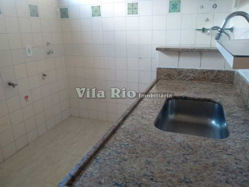 COZINHA 4. - Apartamento 2 quartos à venda Rocha Miranda, Rio de Janeiro - R$ 185.000 - VAP20704 - 16
