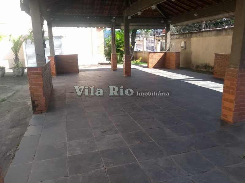 ÁREA PARA FESTAS 2. - Apartamento 2 quartos à venda Rocha Miranda, Rio de Janeiro - R$ 185.000 - VAP20704 - 18