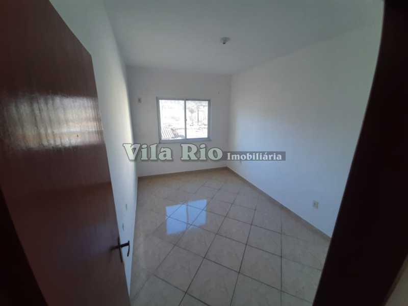 QUARTO 2. - Apartamento 2 quartos à venda Cascadura, Rio de Janeiro - R$ 200.000 - VAP20706 - 7