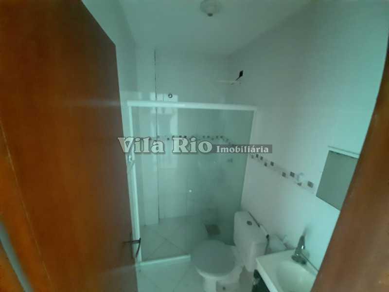 BANHEIRO 1. - Apartamento 2 quartos à venda Cascadura, Rio de Janeiro - R$ 200.000 - VAP20706 - 8