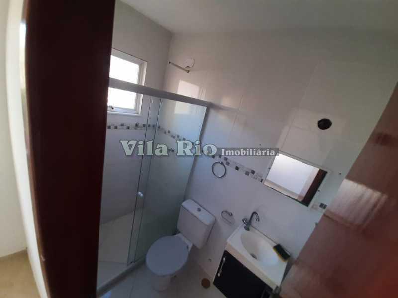 BANHEIRO 2. - Apartamento 2 quartos à venda Cascadura, Rio de Janeiro - R$ 200.000 - VAP20706 - 9