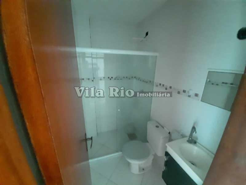 BANHEIRO1. - Apartamento 2 quartos à venda Cascadura, Rio de Janeiro - R$ 200.000 - VAP20706 - 10