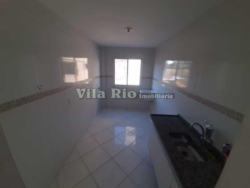 COZINHA. - Apartamento 2 quartos à venda Cascadura, Rio de Janeiro - R$ 200.000 - VAP20706 - 11