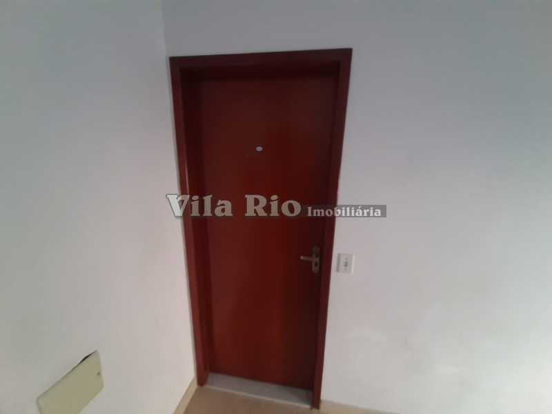 HALL ENTRADA 1. - Apartamento 2 quartos à venda Cascadura, Rio de Janeiro - R$ 200.000 - VAP20706 - 12