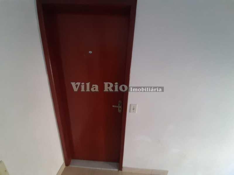 HALL ENTRADA 2. - Apartamento 2 quartos à venda Cascadura, Rio de Janeiro - R$ 200.000 - VAP20706 - 13