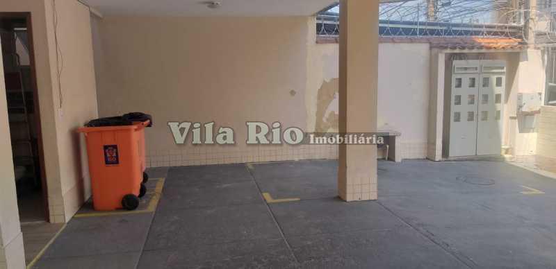 GARAGEM 1. - Apartamento 2 quartos à venda Cascadura, Rio de Janeiro - R$ 200.000 - VAP20706 - 17