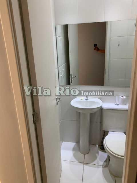 BANHEIRO 2. - Apartamento 2 quartos à venda Praça Seca, Rio de Janeiro - R$ 280.000 - VAP20712 - 12