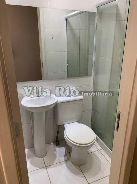 BANHEIRO 3. - Apartamento 2 quartos à venda Praça Seca, Rio de Janeiro - R$ 280.000 - VAP20712 - 13