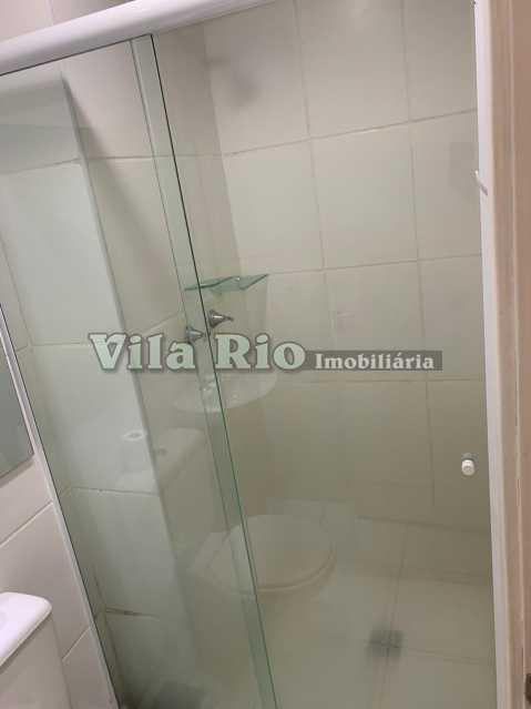 BANHEIRO 5. - Apartamento 2 quartos à venda Praça Seca, Rio de Janeiro - R$ 280.000 - VAP20712 - 15