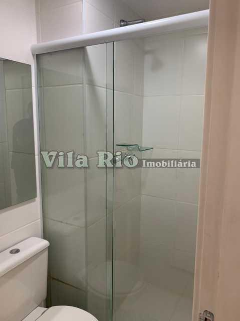 BANHEIRO1. - Apartamento 2 quartos à venda Praça Seca, Rio de Janeiro - R$ 280.000 - VAP20712 - 16