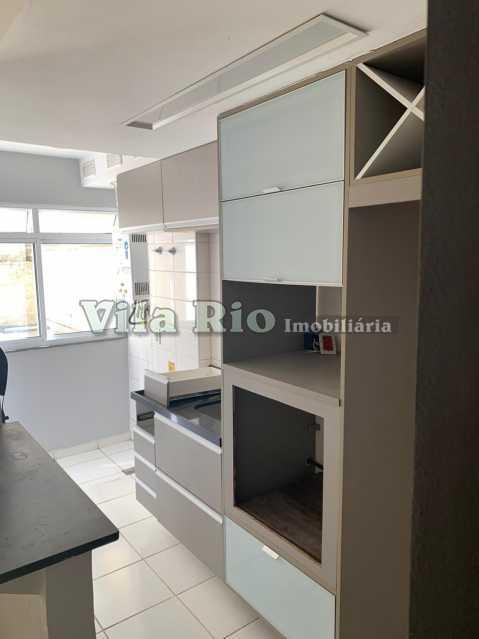 COZINHA 1. - Apartamento 2 quartos à venda Praça Seca, Rio de Janeiro - R$ 280.000 - VAP20712 - 17