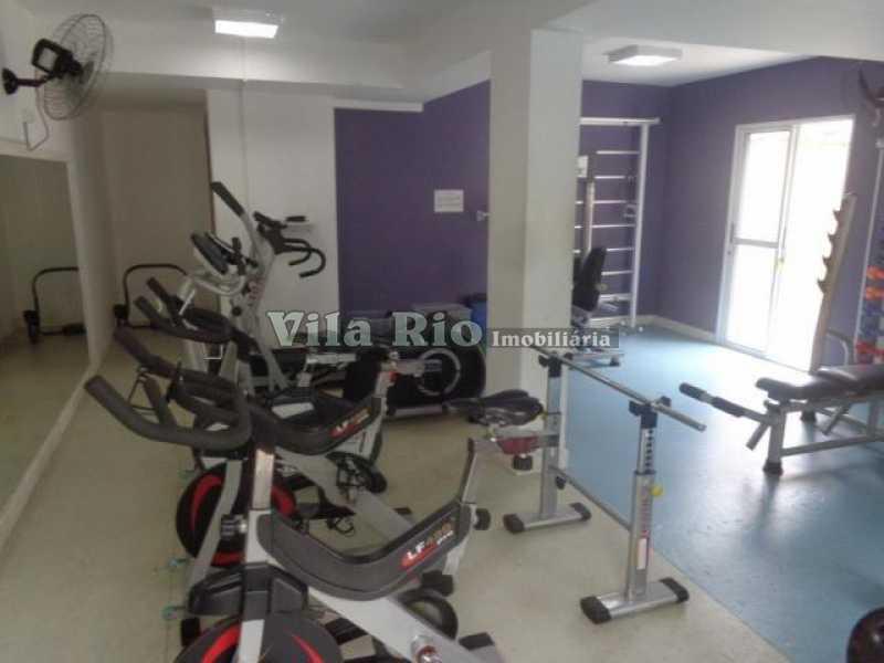ACADEMIA. - Apartamento 2 quartos à venda Praça Seca, Rio de Janeiro - R$ 280.000 - VAP20712 - 27