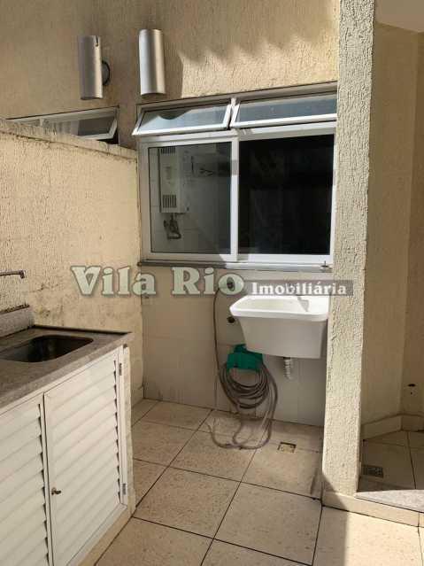 AREA 1. - Apartamento 2 quartos à venda Praça Seca, Rio de Janeiro - R$ 280.000 - VAP20712 - 23