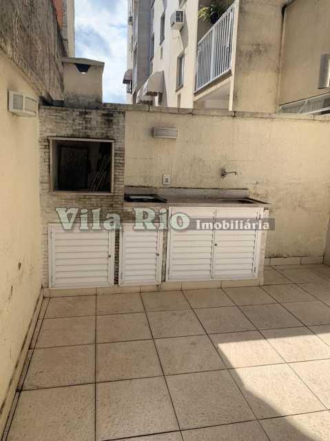 AREA 2. - Apartamento 2 quartos à venda Praça Seca, Rio de Janeiro - R$ 280.000 - VAP20712 - 24