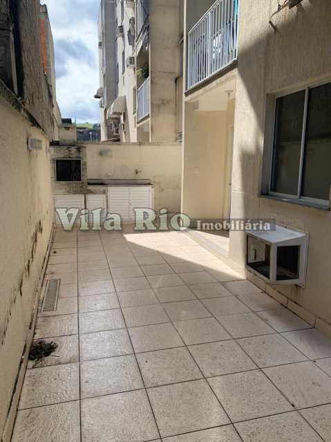 AREA EXTERNA  1. - Apartamento 2 quartos à venda Praça Seca, Rio de Janeiro - R$ 280.000 - VAP20712 - 25