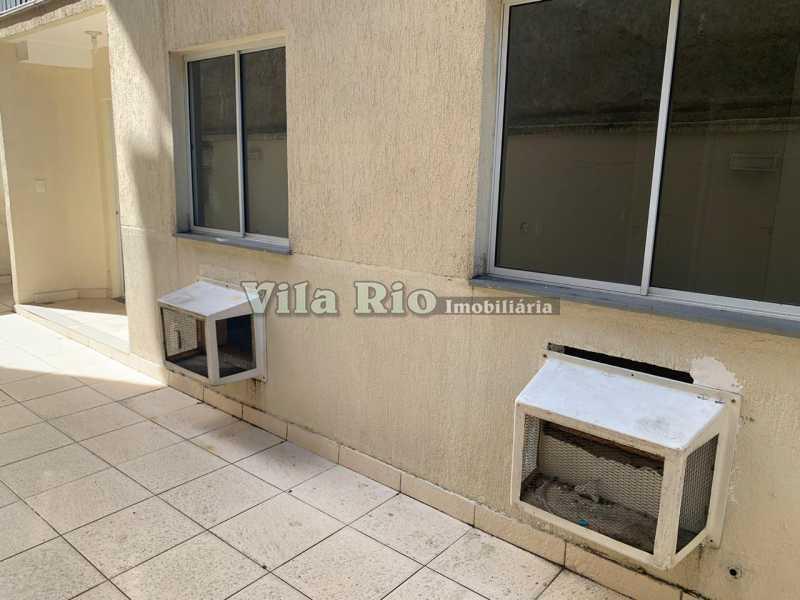 AREA EXTERNA  2. - Apartamento 2 quartos à venda Praça Seca, Rio de Janeiro - R$ 280.000 - VAP20712 - 26