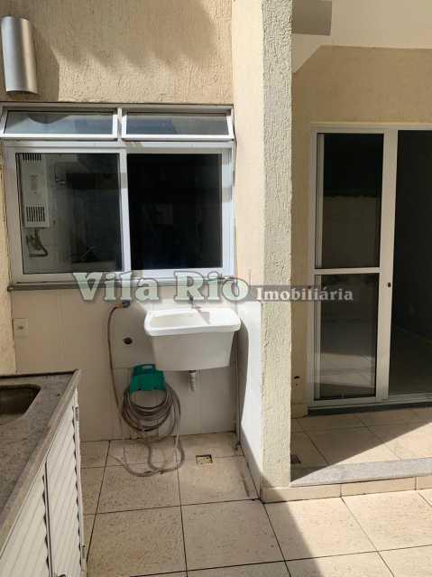 AREA1. - Apartamento 2 quartos à venda Praça Seca, Rio de Janeiro - R$ 280.000 - VAP20712 - 22