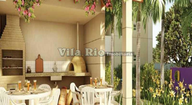 CHURRASQUEIRA. - Apartamento 2 quartos à venda Praça Seca, Rio de Janeiro - R$ 280.000 - VAP20712 - 29