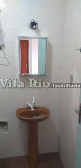 BANHEIRO 1. - Apartamento 1 quarto à venda Colégio, Rio de Janeiro - R$ 155.000 - VAP10063 - 10