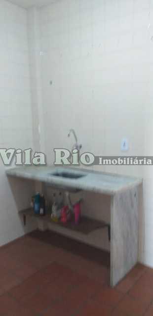COZINHA 2. - Apartamento 1 quarto à venda Colégio, Rio de Janeiro - R$ 155.000 - VAP10063 - 16