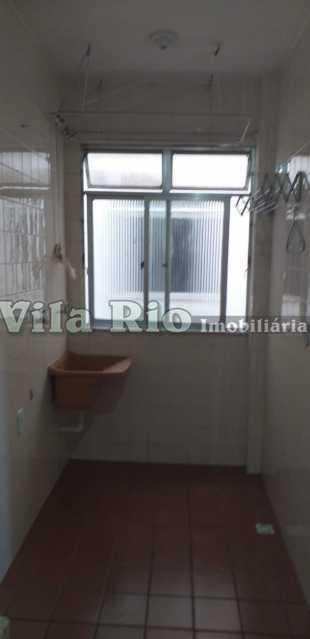 AREA 2. - Apartamento 1 quarto à venda Colégio, Rio de Janeiro - R$ 155.000 - VAP10063 - 18