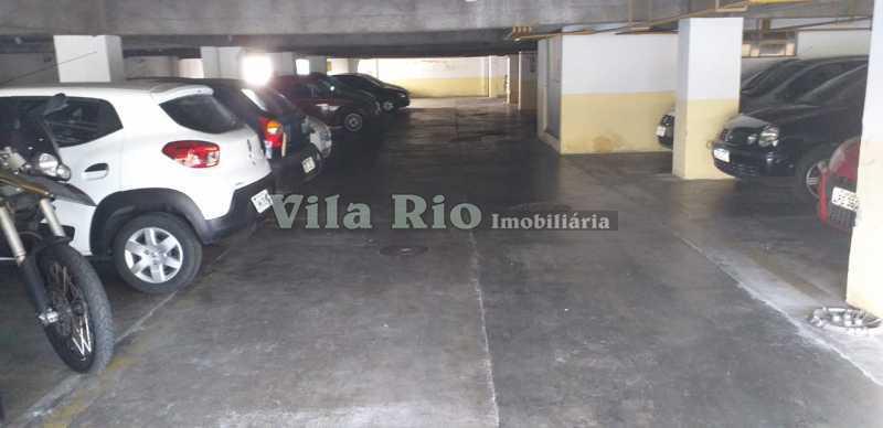 GARAGEM. - Apartamento 1 quarto à venda Colégio, Rio de Janeiro - R$ 155.000 - VAP10063 - 19