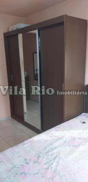 QUARTO 1. - Apartamento 2 quartos à venda Rocha Miranda, Rio de Janeiro - R$ 160.000 - VAP20715 - 6