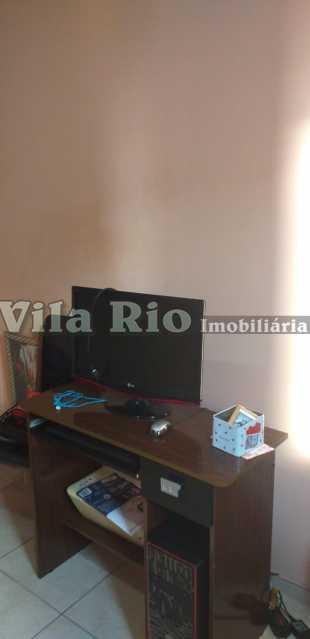 QUARTO 2. - Apartamento 2 quartos à venda Rocha Miranda, Rio de Janeiro - R$ 160.000 - VAP20715 - 7