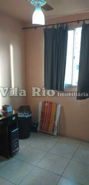 QUARTO 4. - Apartamento 2 quartos à venda Rocha Miranda, Rio de Janeiro - R$ 160.000 - VAP20715 - 9