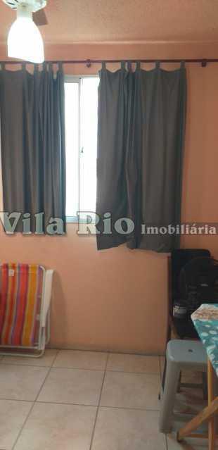 QUARTO 5. - Apartamento 2 quartos à venda Rocha Miranda, Rio de Janeiro - R$ 160.000 - VAP20715 - 10