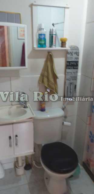 BANHEIRO 1. - Apartamento 2 quartos à venda Rocha Miranda, Rio de Janeiro - R$ 160.000 - VAP20715 - 12