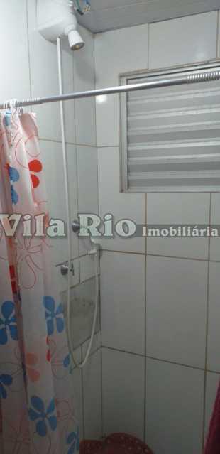 BANHEIRO 2. - Apartamento 2 quartos à venda Rocha Miranda, Rio de Janeiro - R$ 160.000 - VAP20715 - 13