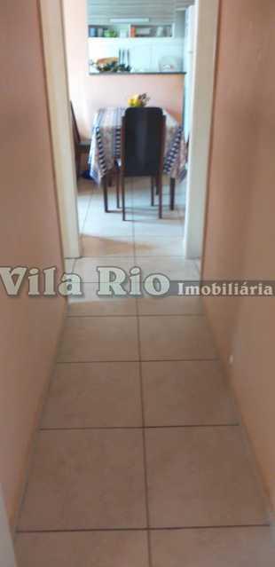 CIRCULAÇÃO. - Apartamento 2 quartos à venda Rocha Miranda, Rio de Janeiro - R$ 160.000 - VAP20715 - 14