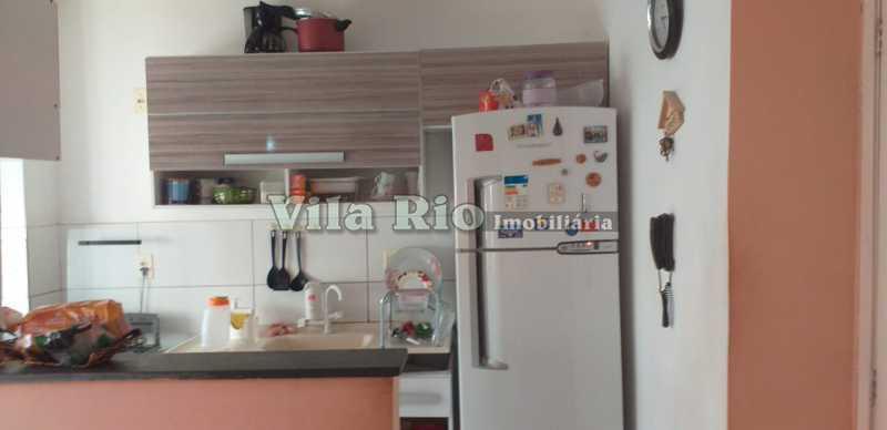 COZINHA 1. - Apartamento 2 quartos à venda Rocha Miranda, Rio de Janeiro - R$ 160.000 - VAP20715 - 15