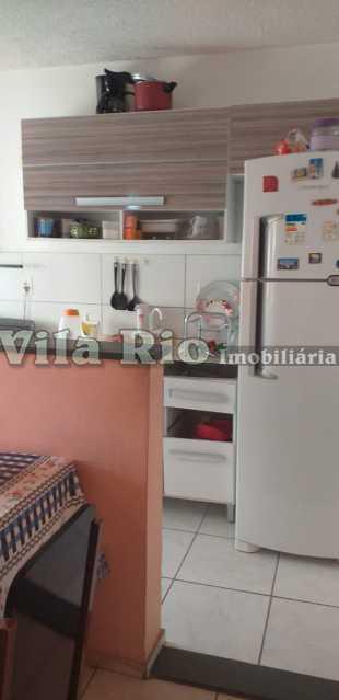 COZINHA 2. - Apartamento 2 quartos à venda Rocha Miranda, Rio de Janeiro - R$ 160.000 - VAP20715 - 16