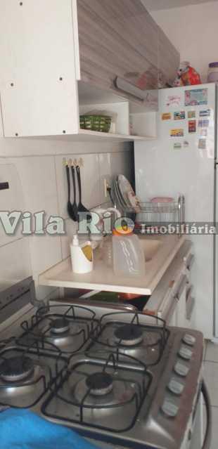 COZINHA 3. - Apartamento 2 quartos à venda Rocha Miranda, Rio de Janeiro - R$ 160.000 - VAP20715 - 17