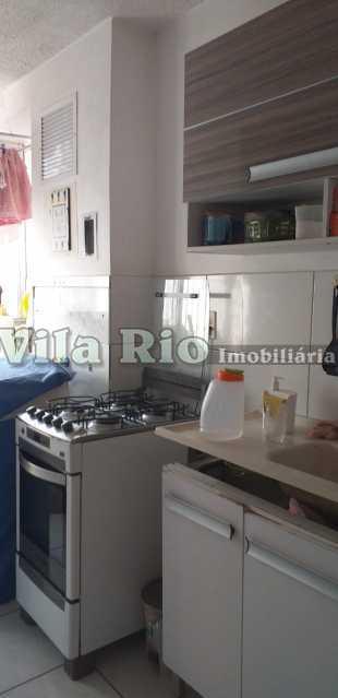 COZINHA 4. - Apartamento 2 quartos à venda Rocha Miranda, Rio de Janeiro - R$ 160.000 - VAP20715 - 18