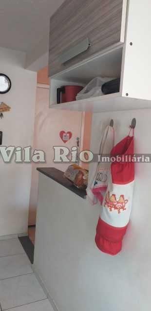 COZINHA1. - Apartamento 2 quartos à venda Rocha Miranda, Rio de Janeiro - R$ 160.000 - VAP20715 - 19