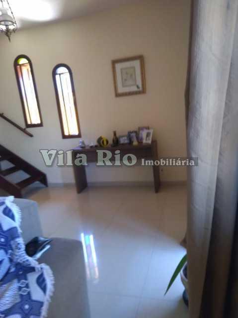SALA 2. - Casa 3 quartos à venda Vista Alegre, Rio de Janeiro - R$ 550.000 - VCA30078 - 3