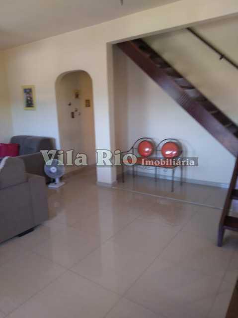 SALA 3. - Casa 3 quartos à venda Vista Alegre, Rio de Janeiro - R$ 550.000 - VCA30078 - 4